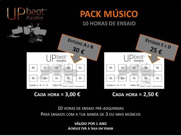 Packs Músico
