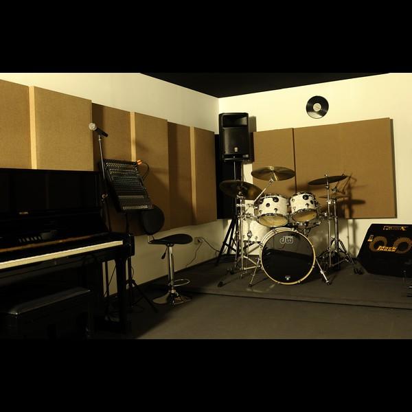 Estúdio Master - Piano e Bateria