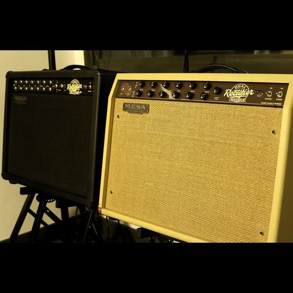 Estúdio Master - Amps